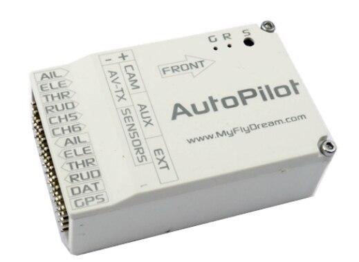 MFD AutoPilot Unit/ New AutoPilot FPV High-end Aeroplane Flight Controller Free Shipping free shipping flight controll gyro 3d avcs for fixed fpv half set for eagle a3 super ii k5bo