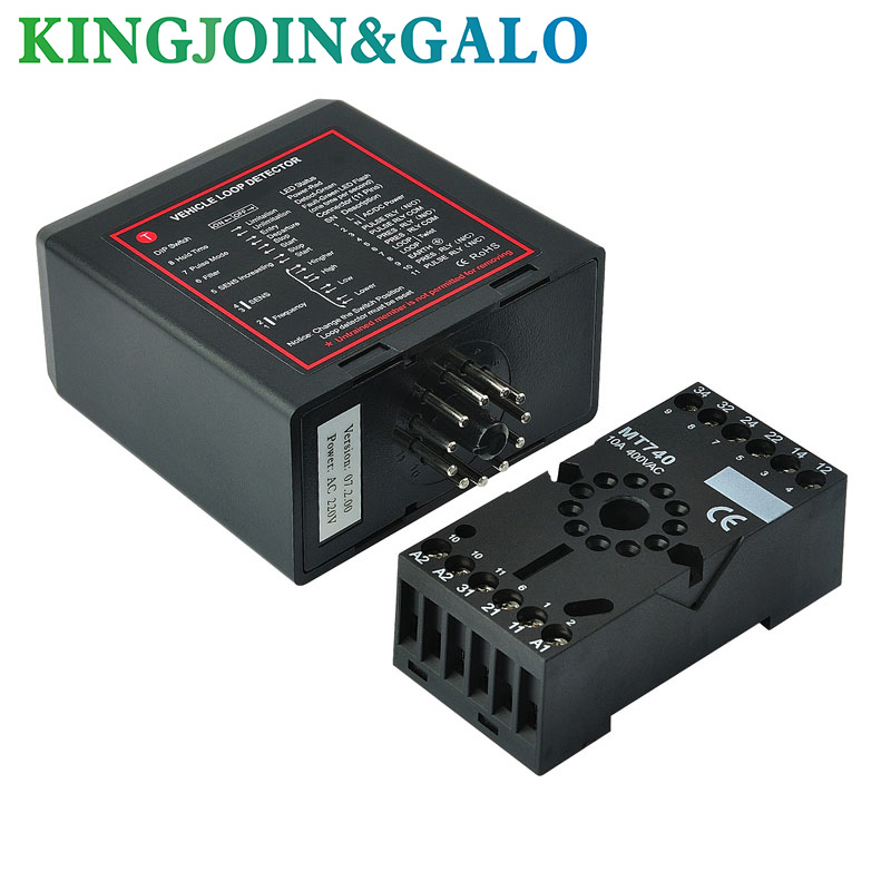 自動ゲートpd132誘導車両ループ検出器ループセンサーoem  グループ上の セキュリティ & プロテクション からの アクセスコントロール キット の中 2