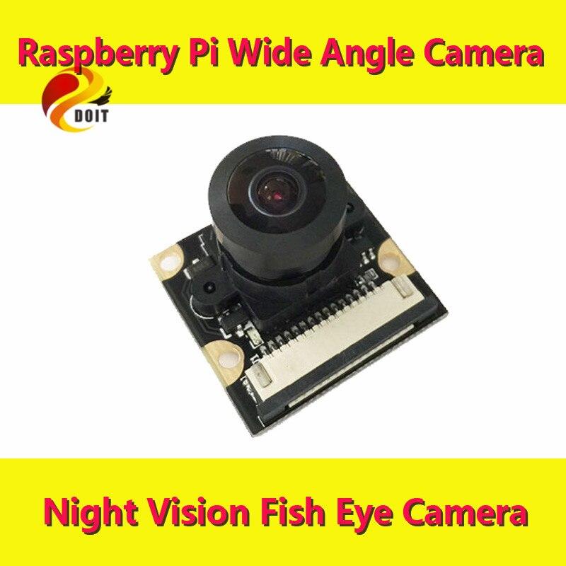 Caméra grand Angle DOIT tarte aux framboises surveillance Micro infrarouge Vision nocturne Module Webcam Pi Rpi Pcduino Beaglebone