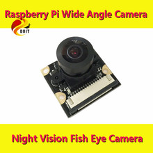Official DOIT Raspberry Pie Wide Angle Camera Monitoring Micro Infrared Night Vision Webcam Module Pi Rpi Pcduino Beaglebone