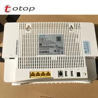 5 шт./лот huawei HG8546V ONT GPON маршрутизатор ONU 4GE + 1TEL + 2USB + wifi такая же функция, как HG8245H HG8240H HG8245Q оптический сетевой терминал