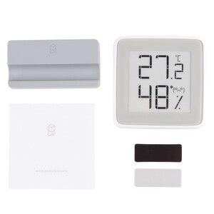 Image 5 - Xiaomi miaomiaoce e link tinta tela inteligente display digital medidor de umidade de alta precisão termômetro sensor de umidade de temperatura