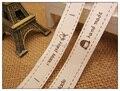 Новый Бесплатная доставка 10 ярдов дешевое 100% Хлопок Ленты Швейные лента Кружева Кружевной Отделкой Лента Ткань Декор