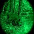 Rongland высокое качество ночного видения бинокулярные visão noturna каза 5x90 long range водяной туман люнет шассе ночь сфера