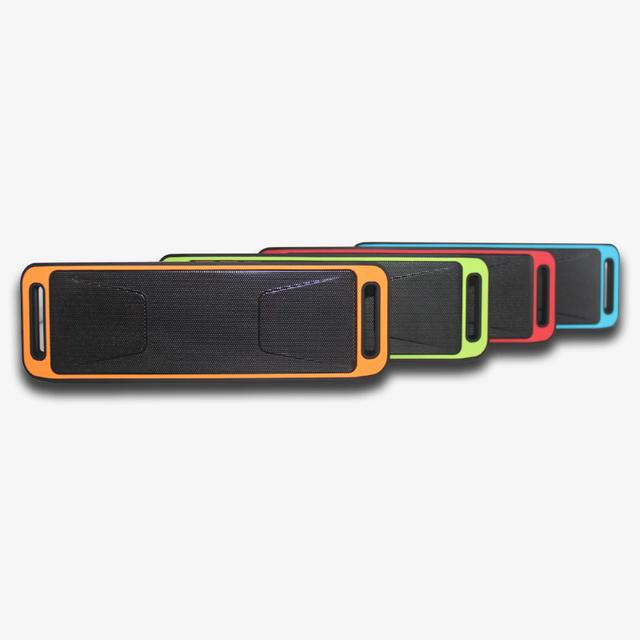 Portable Wireless Mini Loudspeaker with Bluetooth