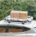 Estendida Lmports de látex Auto Bagagem Net Rede de Carga para o Rack de Teto Do Carro Camper Elastic Nylon Diversos Estiva Tidying 120X90 cm