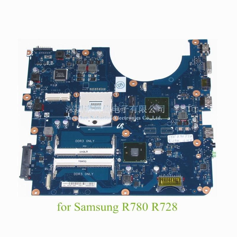 NOKOTION BA92-06515A BA92-06515B For R728 motherboard HM55 GeForce GT310M BA41-01174A BA41-01175A BA41-01176A
