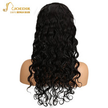 Joedir Brazilian Body Wave Remy Hair Wig Human Hair Lace Front Wigs Black Women Lace Front Human Hair Wigs With Baby Hair