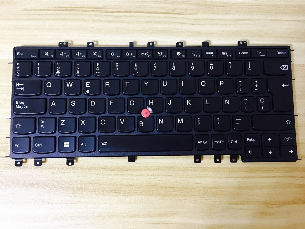New Laptop keyboard for Lenovo ThinkPad Yoga S1 S1-S120 S1-S240 series backlit Spanish/Japanese layout laptop keyboard for pegatron japanese jp mp 13a80j065827 0kn0 cn6jp12