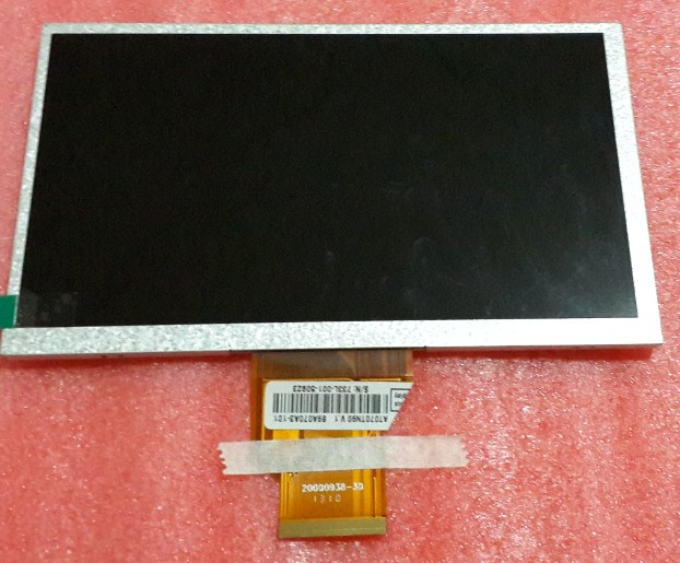Free shipping Original 7inch lcd for TECLAST p76ti 20000938 - 00 display lcd screen ,at070tn90 lcd screen stop solenoid sa 4561 t 25 15230 01 1503es 12a5uc9s 12v 5pcs lot