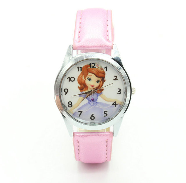 Doc sofia princess Girl Child Fashion Watch Xmas Wrist Xmas Gift YBX16