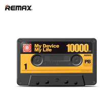 Remax 10000mAh Mobile Power Bank  Charger 2.4A Emergency Battery Backup Power Bank Fast Charging Backup External Battery Charger