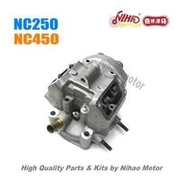 31 NC250 Parts Cylinder head ZONGSHEN Engine NC ZS177MM (Nihao Motor) KAYO Asiawing Xmoto