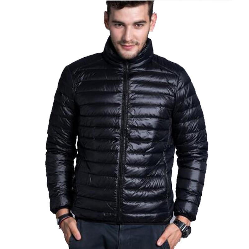 Winter Jackets Men Lightweight Down Vest Mens Clothes Down Jacket Male Streetwear Windbreaker Plus Size Xxxl Wholesale 2018 New Up-To-Date Styling Down Jackets