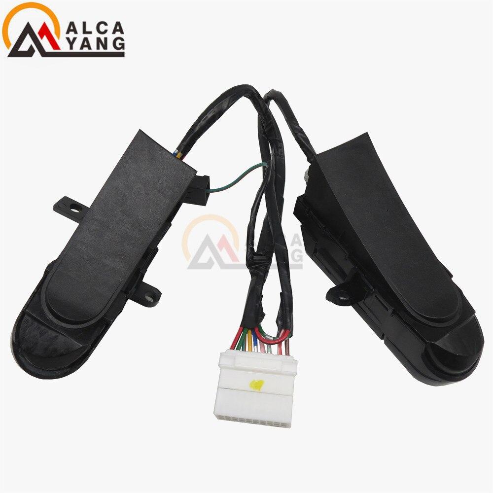 Malcayang ratt ljudkontrollomkopplare / knapp för Honda Civic - Reservdelar och bildelar - Foto 2