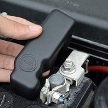 Защитная крышка для автомобильного аккумулятора ABS, отрицательная Защитная крышка для автомобиля Toyota Land Cruiser 200 FJ 200 2008