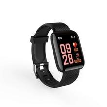 Smart Bracelet Heart Rate Blood Pressure Monitor Wristbands Outdoor Sports Fitness Band Waterproof Watch