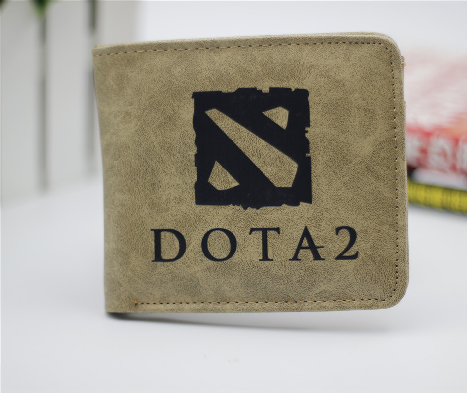 aliexpress com buy dota 2 wallet cosplay billfold men and women