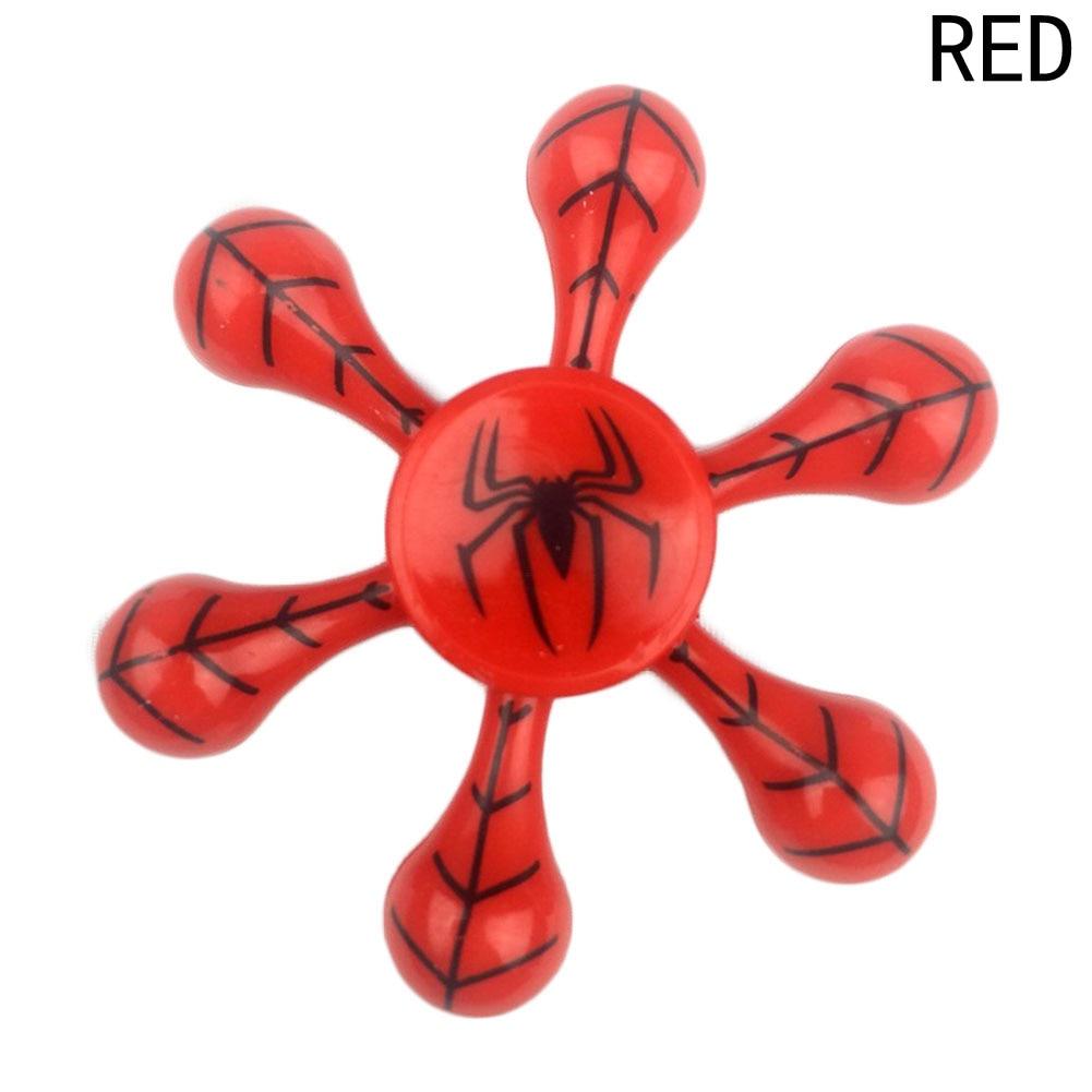 New The Avengers Hexagon Rudder Gyro Fidget Spinner Finger Spinners Decompression Rotating Hand Spinners Children Adult Toys