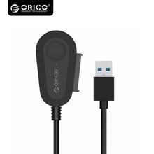 ORICO SATA к USB 3.0 Поддержка Sata1/2/3 жесткий диск SSD 7 + 15pin Встроенный 20 см кабель для 2.5 дюймов HDD/SSD 25UTS-BK
