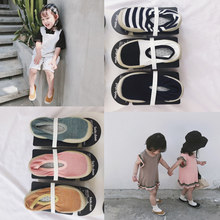 Celveroso new Boy Girl Socks Anti Slip children With Rubber Soles For Kids Toddler Shoes Mesh Soft bottom shoes