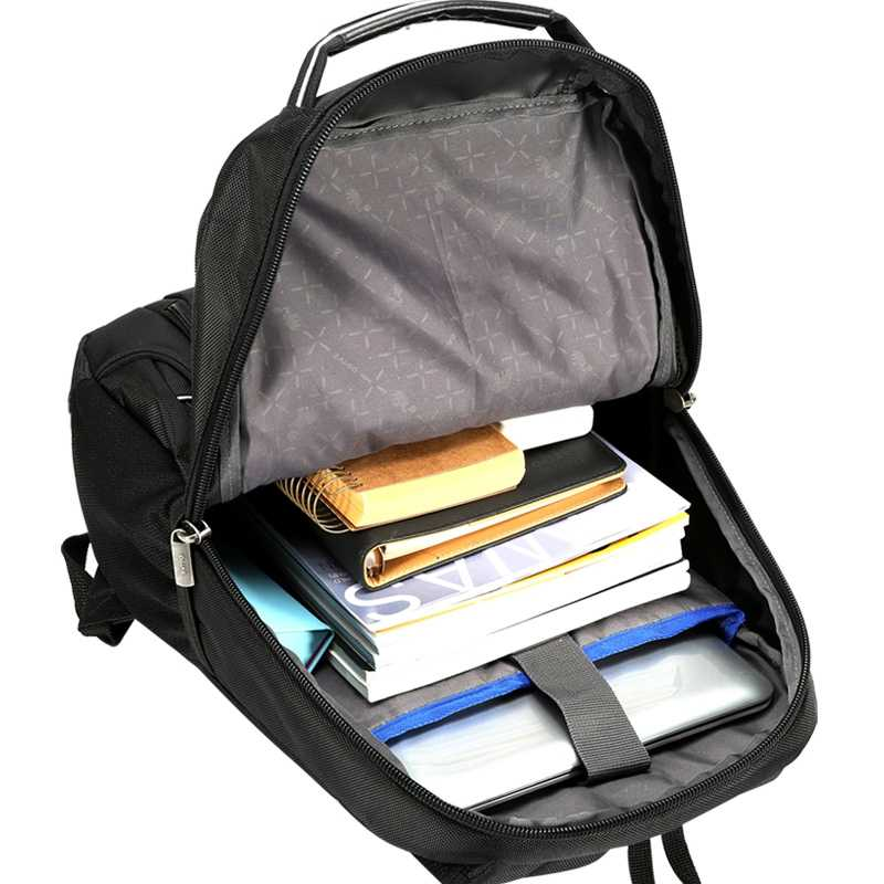 a00bc3946c18 ... OIWAS 29L ноутбук рюкзак 15,6 дюймов Бизнес сумка Многофункциональный  Портативный Водонепроницаемый большой Ёмкость для ...