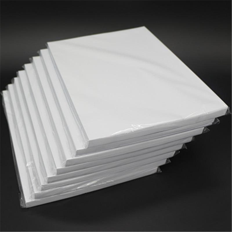 100 φύλλα 108 g 128 g A3 A4 Μονής όψης ματ - Χαρτί - Φωτογραφία 2