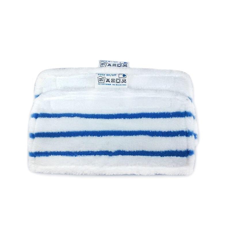 Cleaner Pad Floor Washer Wipes Dust Cloth For Black & Decker FSM1600 FSM1610 FSM1620 FSM1630 Steam Mop