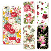 Floral back cover for Apple iphone 7 case beautiful Floral printing painted case for iphone 7 Plus soft TPU case