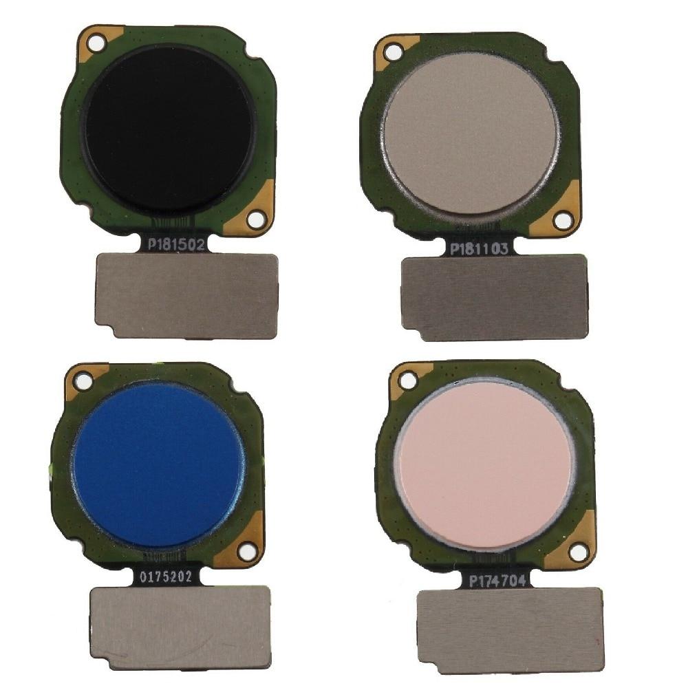 For Huawei P20 Lite / Nova 3e (China) Home Key Fingerprint Button Flex Cable Part OEM