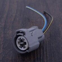 CITALL автомобиля IAT впускного воздуха вентилятор Хладагент Температура датчик; разъем для подключения косичка, пригодный для Honda Civic B c D H F двигателей