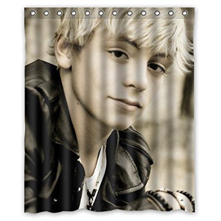 Ross Lynch R5 Waterproof Shower Curtains Bathroom Products Polyester  160x180cm Bathroom Shower Curtain