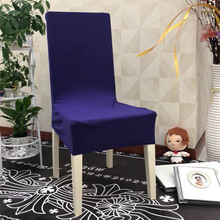 100% polyester fiber Flower Printing Chair Covers Stretch Removable  Cover For Weddings Banquet Hotel housse de chaise#2