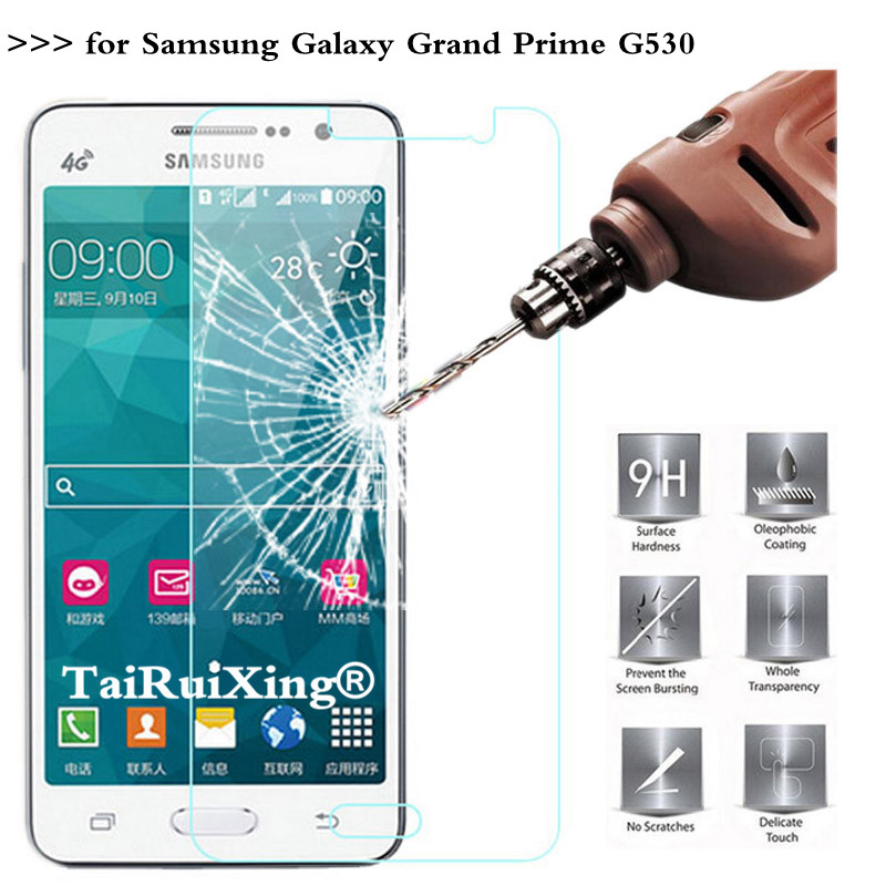 Screen-Protector Tempered-Glass G531 Grand-Prime Samsung Galaxy For VE G531/Sm-g531h/G531f/..