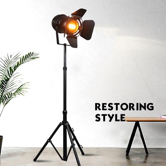 Tripod Single Head Floor Lamp  4