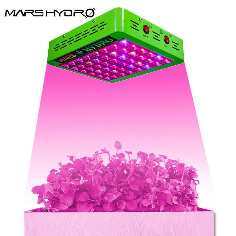 Mars hidro led refletor 300W sistemas hidropônicos cresce a luz full spectrum indoor Veg flores planta que cresce a luz