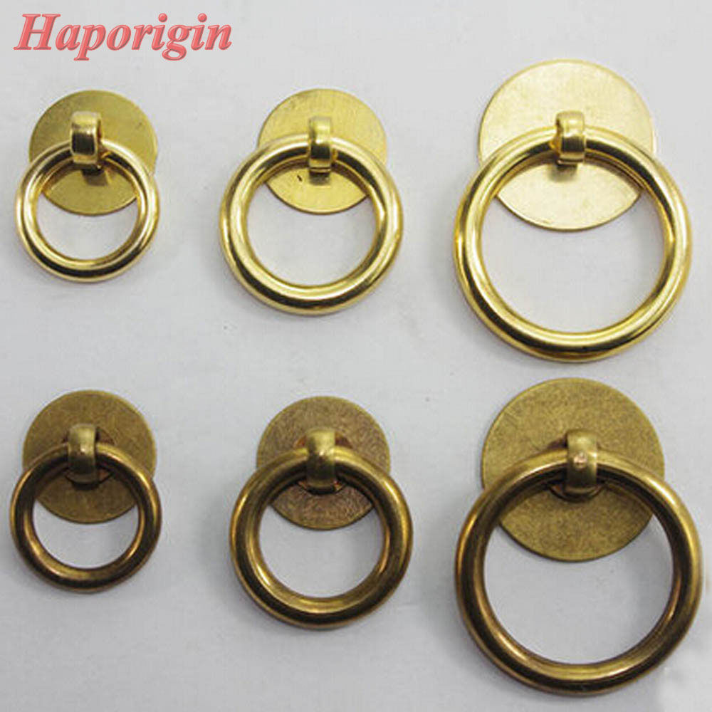 3pcs Antique Kitchen Cabinet Drawer Knobs Chienes Furniture Cabinet Handles  Vintage Closet Cupbord Cabinet Ring Pulls In Cabinet Pulls From Home  Improvement ...