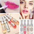 Marca de Maquillaje Duradero Impermeable Tinte de Labios Lápiz Labial Líquido Brillo de Labios Transparente Magia Cambio de Temperatura de Color de Las Mujeres de Maquillaje