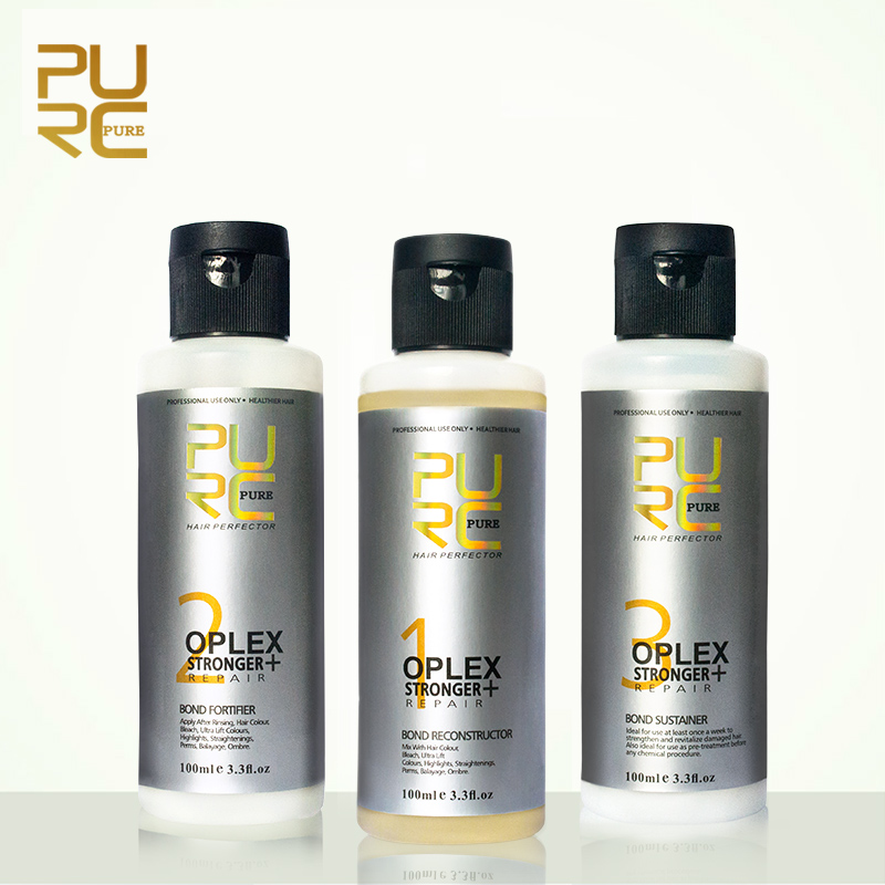 PURC Oplex bond Repair connections of damaged hair, strengthen hair toughness and elasticity