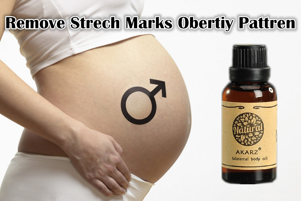 AKARZ Powerful Stretch Marks Maternity Essential Oil Skin Care Treatment oil Stretch Mark Remover Obesity Postpartum Repair