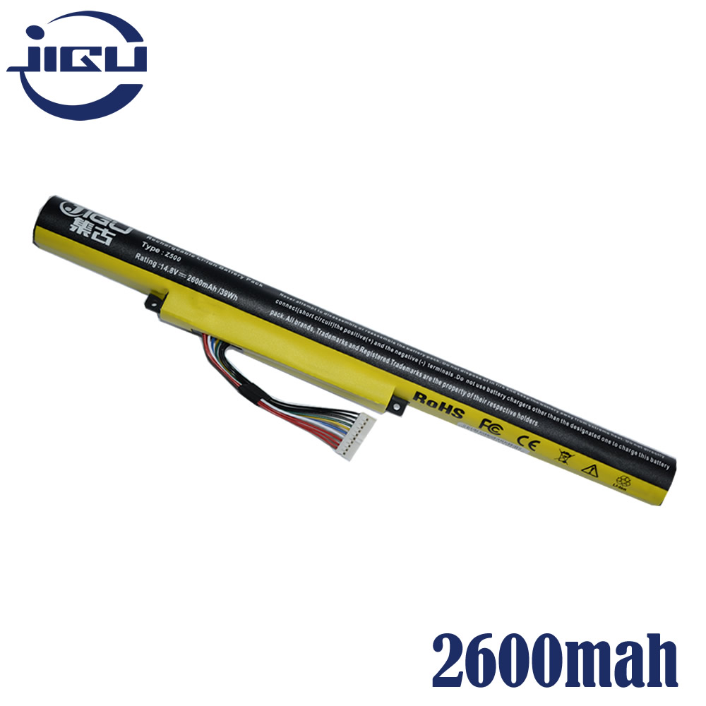 JIGU Laptop Battery For LENOVO For Ideapad Z400 Z400S Z400A Z400T Z510 Z510A Z500 Z500A L12S4K01 L12L4K01 jigu laptop battery for dell 8858x 8p3yx 911md vostro 3460 3560 latitude e6120 e6420 e6520 4400mah