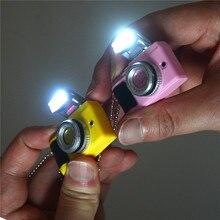 Poppen Plastic Led Camera Miniatuur Poppenhuis Baby Speelgoed Amerikaanse Mini Speelgoed Accessoires Geschikt Voor Kinderen