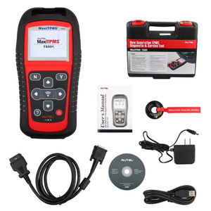 Image 5 - Autel MaxiTPMS TS501 315/433Mhz TPMS Programming Tool  Activate TPMS Sensors Reads/clears codes of TPMS system OBD2 Scanner