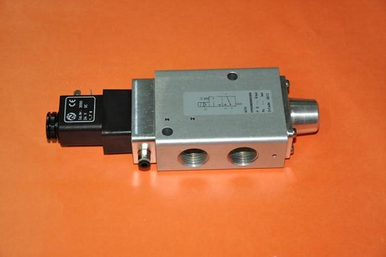 Solenoide valvola 61.184.1191 per Heidelberg stampa offset premere SM102 CD102Solenoide valvola 61.184.1191 per Heidelberg stampa offset premere SM102 CD102
