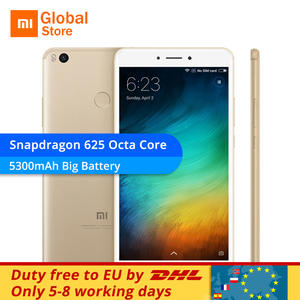 Global ROM Xiaomi Mi Max 2 Max2 4 GB RAM 64 GB Mobile Phone Snapdragon 625 Octa Core
