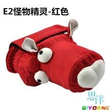 Canvas Dslr Camera Bag Case Shoulder Bags Ajustable Size For Many Slr Camera цена и фото