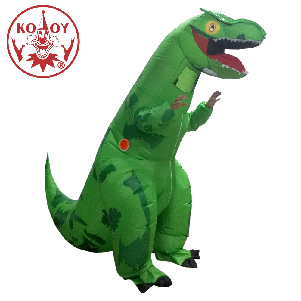Adult Inflatable Dinosaur Costume Cosplay Anime Disfraces Adultos Trex Costumes Halloween Costumes for Women