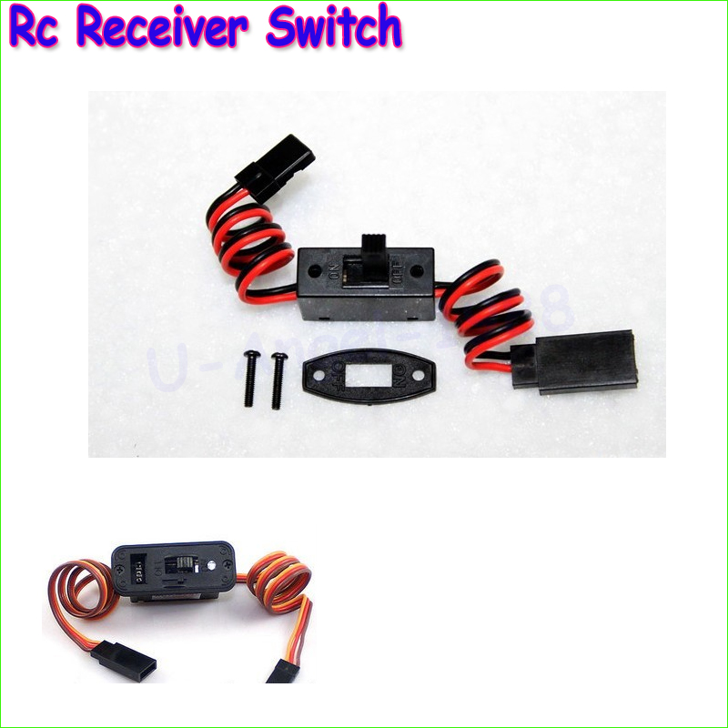 1pcs Power on/off switch JST Connector Receiver Switch For RC Boat Car Flight two way Wholesale