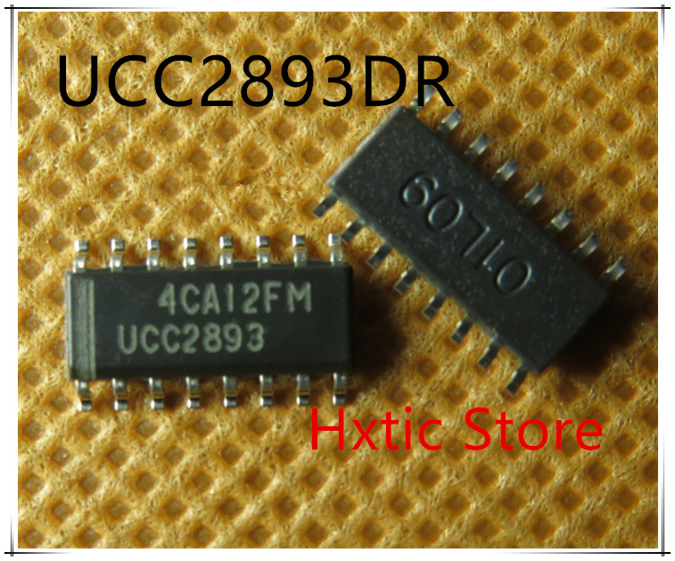 NEW 10PCS LOT UCC2893DR UCC2893D UCC2893 SOP 16 IC