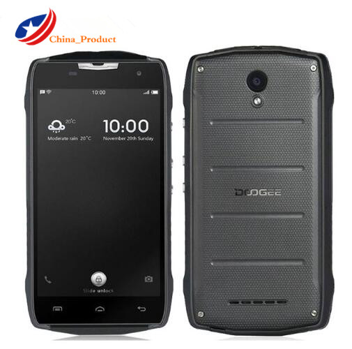 24 Hours Shipping Original DOOGEE T5 Waterproof 4G LTE Smartphone 4500mah 5 Android 6 0